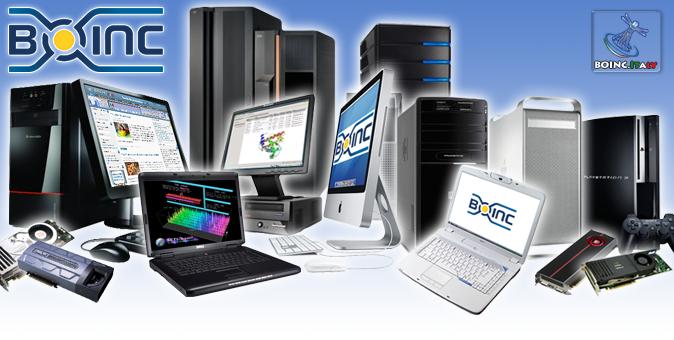 BOINC è open source e multipiattaformaScarica la versione adatta al tuo sistema ed inizia da subito ad elaborare per contribuire alla ricerca scientifica.