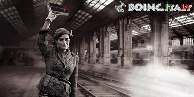 Hai perso l'ultimo treno per il nobel? Non piangere!Con le tue doti potrai essere molto utile alla ricerca, sali a bordo con noi!